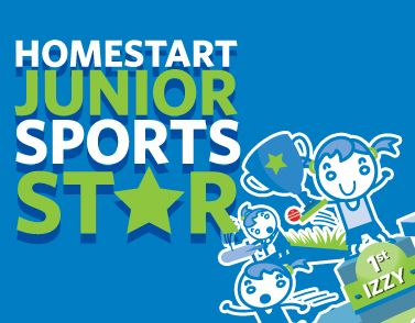 HomeStart's Junior Sports Star