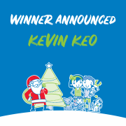 Congratulations to our Lucky December $5K Winner